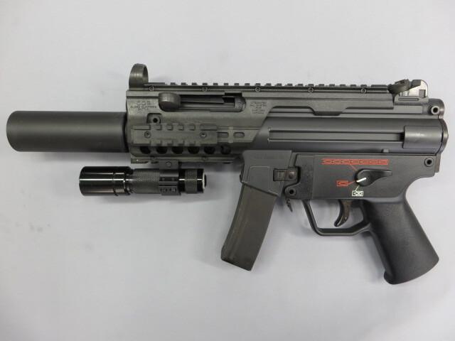 【マルゼン】 MP5KA4 CQB