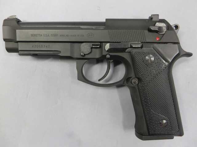 【KSC】M92バーテック HW SYSTEM7 特殊捜査班 SIT 採用モデル