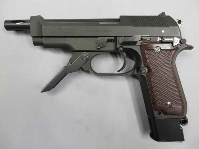 【KSC】M93R 2nd HW HW モデルガン