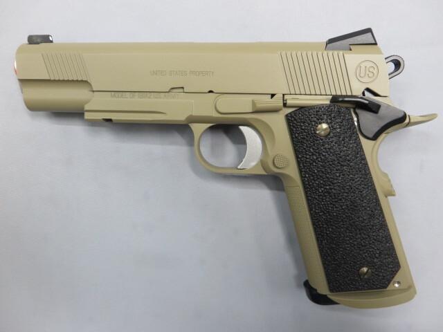 M1911A2 SOCOMテストピストル FG
