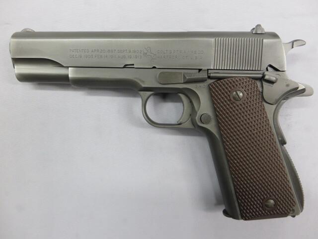 【ウエスタンアームズ】コルト M1911A1 パールハーバー