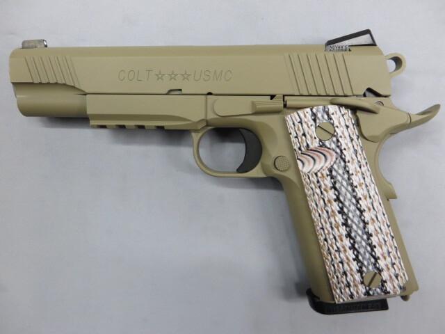 【ウエスタンアームズ】コルトM45A1 CQBピストル