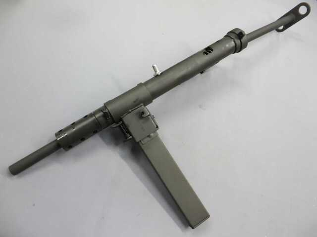 【NORTH EAST】STEN MK2 T型ストック GBB