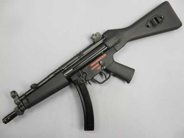 【WE】H&K MP5A2 GBB