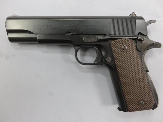 【ウエスタンアームズ】コルトM1911A1 ビッグガン