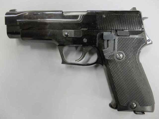【タナカ】SIG P220 IC Early Model スチールフィニッシュ