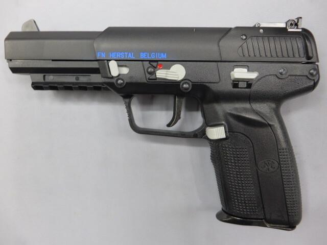 【マルシン】Five-seveN USG 6mmBB FN5-7