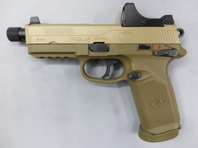 FNX-45 タクティカル / マイクロプロサイト