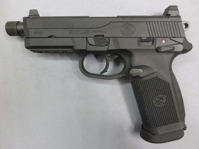FNX-45 タクティカル ブラック