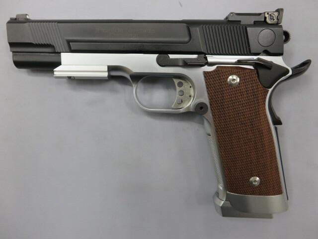 【KSC】M945タクティカル1 2トーン