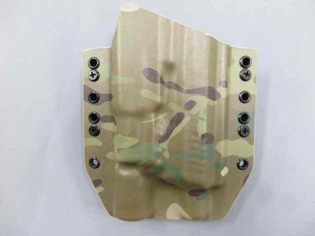 【TRホルスター 】HK45 カイデックス ホルスター マルチカム