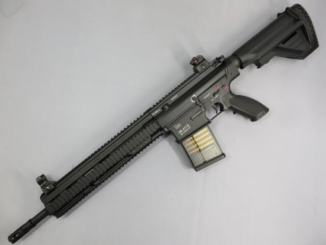 【東京マルイ】HK417 アーリーバリアント