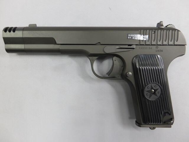 【KSC】トカレフTT-33 X COMP HW