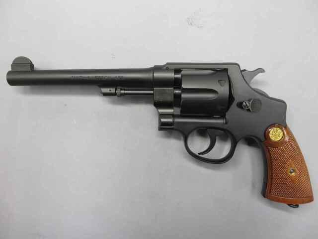 【タナカ】S&W M1917 HE2 6.5in イギリス国軍  モデルガン