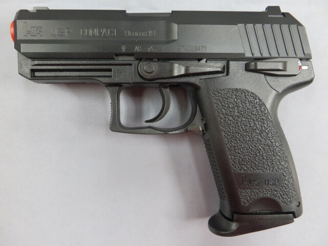 【KSC】H&K USP コンパクト SYSTEM7
