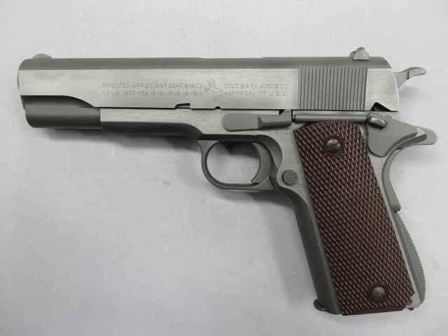 【ウエスタンアームズ】コルトM1911A1ミリタリーモデル
