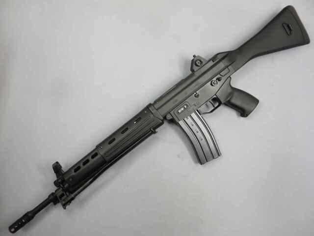 【東京マルイ】89式小銃 固定銃床型 / マウント  ガス・ブローバック