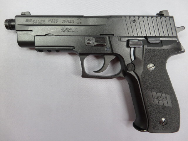 【KSC】P226Rタクティカル