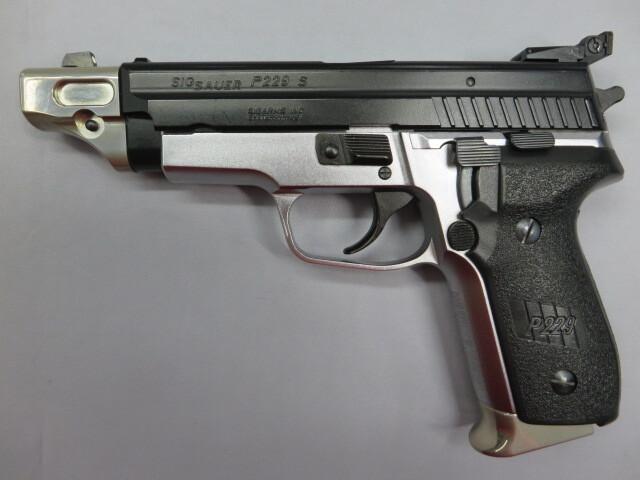 【タナカ】SIG SAUER P229S カスタム
