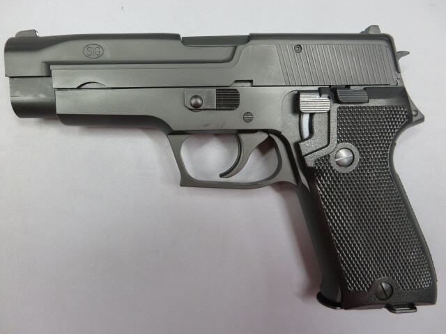 【タナカ】SIG SAUER P220 IC Swiss Army P75
