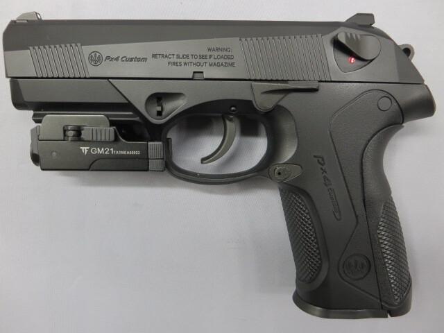 【東京マルイ】PX4 / TrustFire GM21 ウエポンライト