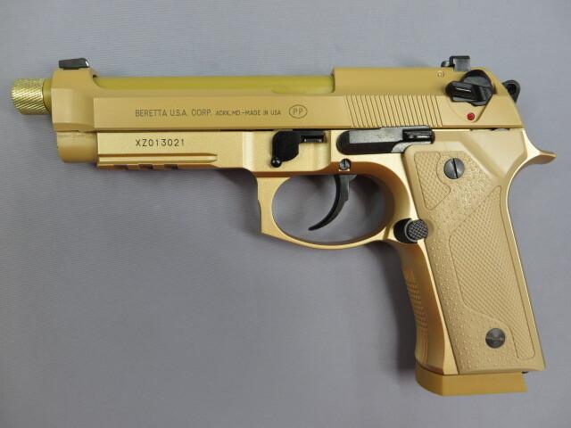 【KSC】M9A3 Type F HW TAN
