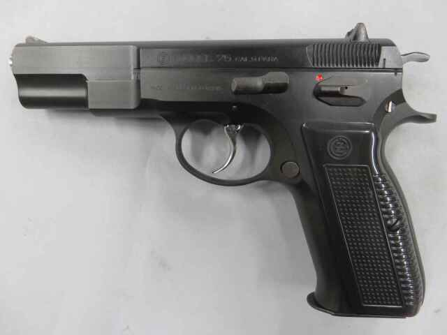 【KSC】CZ75 1st ABS SYSTEM7