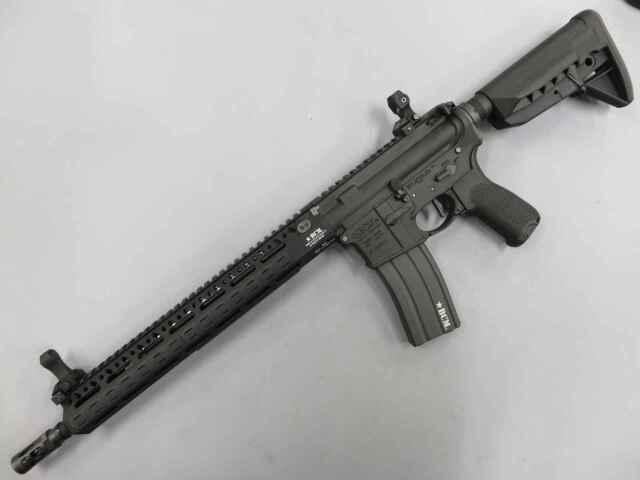 【東京マルイ・OCT】BCM MCMR13 14.5in ライフル (マルイM4 MWS ベースカスタム)