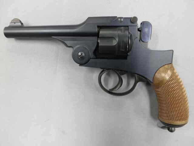 【ハートフォード】二十六年式拳銃ブルーブラック