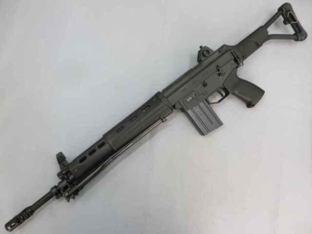 【東京マルイ】89式小銃 折曲銃床型 ガス・ブローバック