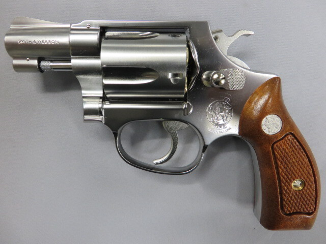 S&W M60.38spl チーフスペシャル 2in Ver.2.1