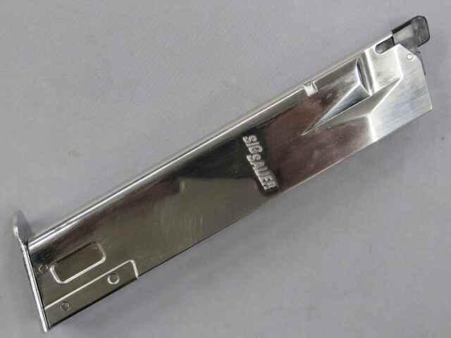 【東京マルイ】SIG SAUER P226シリーズ37連ロング ステンレス スペアマガジン