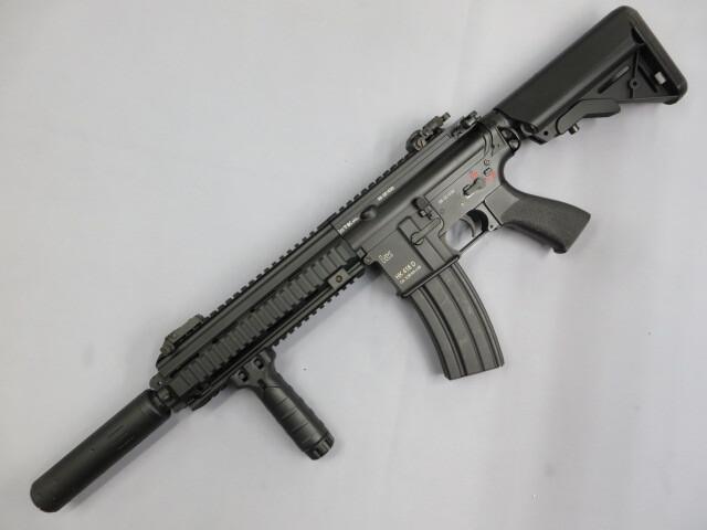 【東京マルイ】HK416D デブグル アメリカ海軍特殊部隊SEALSチーム6
