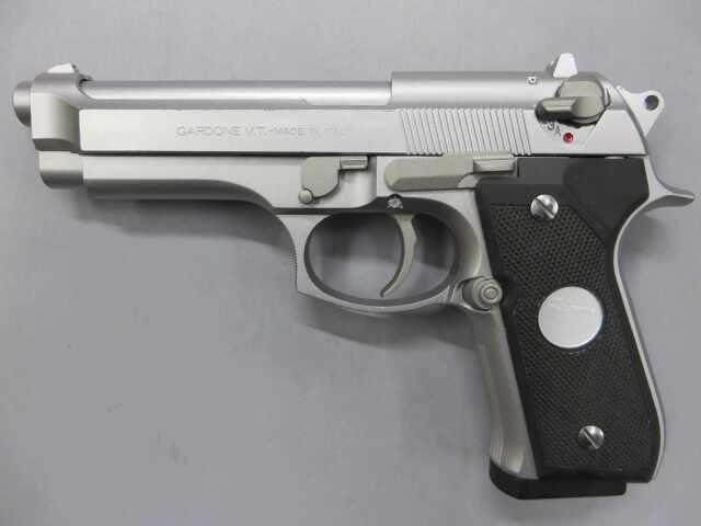 【ウエスタンアームズ】緋弾のアリア M92FS キンジ モデル