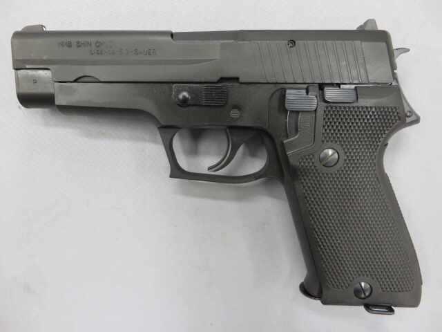 【タナカ】SIG SAUER P220 IC HW 航空自衛隊