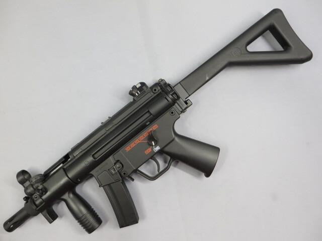 【東京マルイ】MP5K PDW カスタム