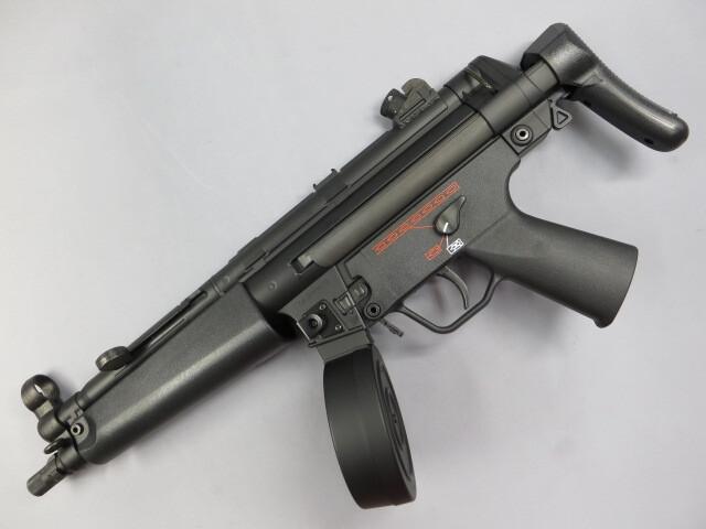 【東京マルイ】MP5A5 HC ハイサイクルカスタム