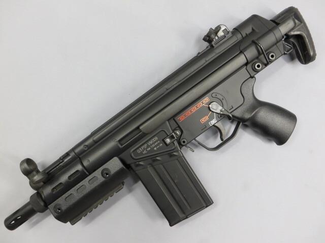 【東京マルイ】G3 SAS HC (ハイサイクルカスタム)