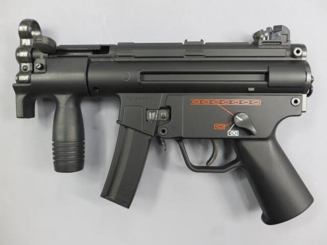 【東京マルイ】H&K MP5K クルツ スタンダード電動ガン