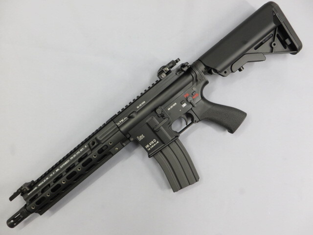 【東京マルイ】HK416デルタカスタムブラック バッテリー・Lipo変換コネクタ 次世代電動ガン