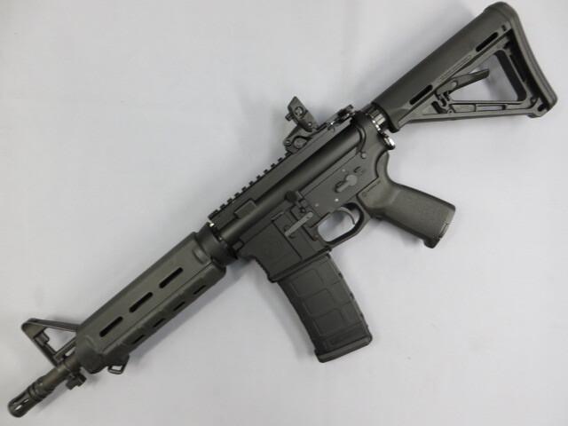 【KSC】M4 マグプル CQB Ver.2
