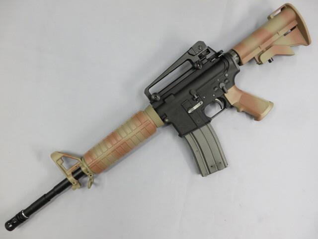 【WA】 M4A1カービン S-Ver ブラックホークダウン