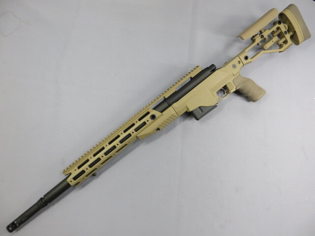 【ARES】M40A6 DE アメリカ海兵隊 最新スナイパーライフル