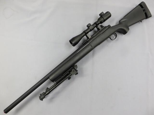 【タナカ】M24 SWS AIR / バイポッド・スコープ エアーコッキング ボルトアクションライフル
