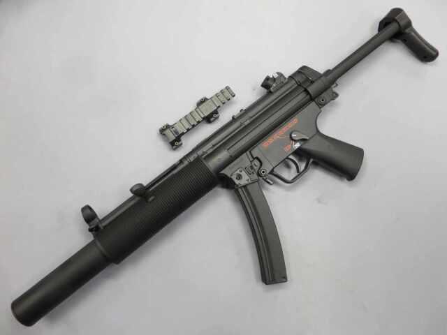 【東京マルイ】H&K MP5 SD6