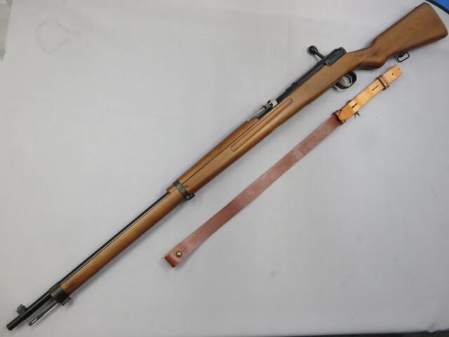 【S&T】三八式歩兵銃・革スリング エアーコッキング・ボルトアクションライフル