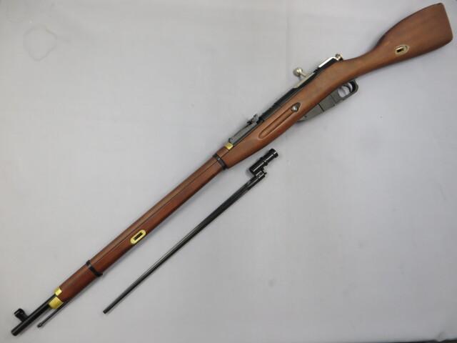【RedFire】モシンナガン 1891/30 ガス・ライフル