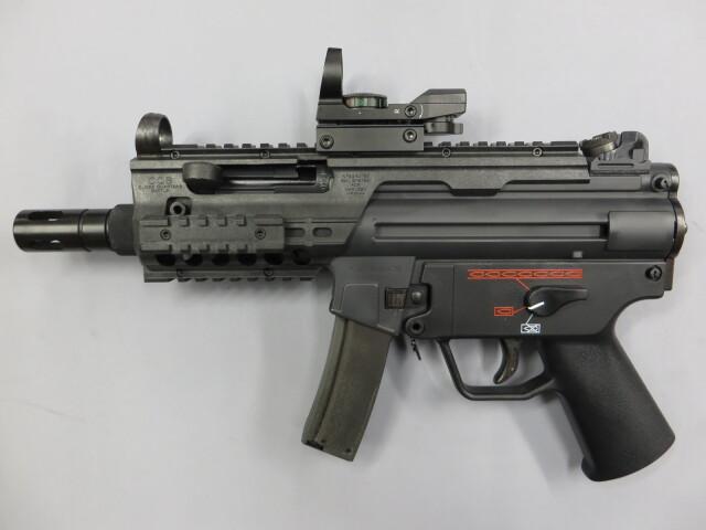 【マルゼン】 MP5KA4 CQB2