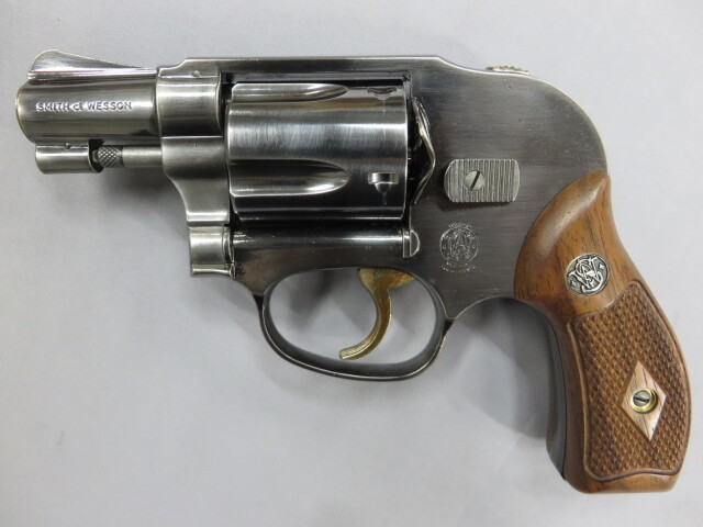 【タナカ】S&W M49 2in 1966アーリーモデル ビンテージジュピターフィニッシュDX