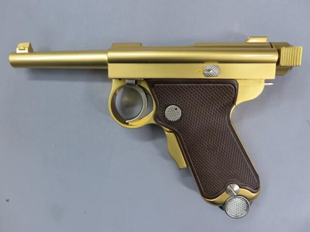 BABY BAMBU / 南部式小型自動拳銃 恩賜刻印桐箱入り